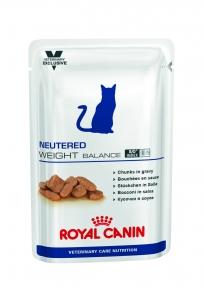 Royal Canin Neutered weight balance (Роял Канин для стерилизованных кошек) 100 г