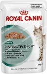 Royal Canin Instinctive (Роял Канин интенсив) +7 консервы для кошек 85 г